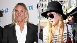Lindsay Lohan: Ist sie der neue Iggy Pop?