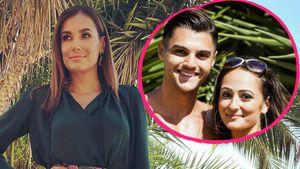 Enttäuscht: Jana Ina ist traurig wegen Tracyllino-Trennung