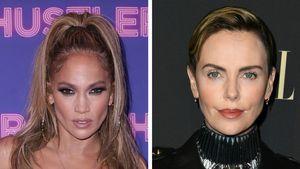 Jennifer Lopez gibt Charlize Theron Hollywood-Ratschläge