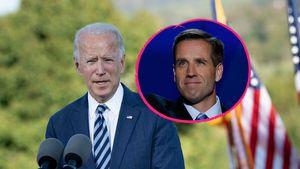 Am Tag der Wahl: Joe Biden besuchte Grab seines Sohnes Beau