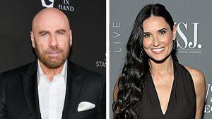 Hatte John Travolta heißes Dinner-Date mit Demi Moore?