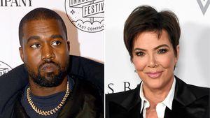 Nach Eklat: Kanye West lobt Schwiegermutter Kris Jenner