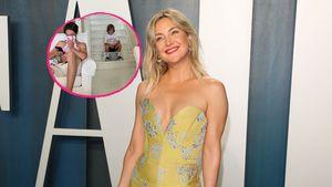 Stinker-Alarm: Kate Hudson teilt After-Pups-Bild von Familie