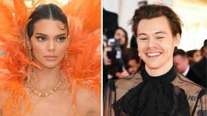 Kendall Jenner strahlt neben Ex Harry Styles auf Met Gala
