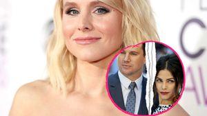Channing & Jennas Liebes-Aus: Kristen Bell findet's richtig!