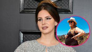 Babybauch? Fans vermuteten Schwangerschaft bei Lana Del Rey