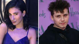 Brooklyn Beckhams Ex Lexy spricht: War er ihr zu jung?