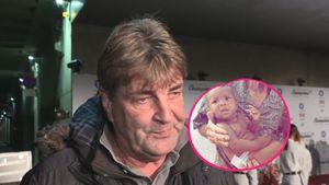 Hat Jasmin Tawils Vater schon seinen Enkel kennengelernt?