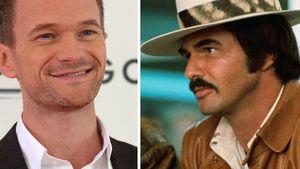 Burt Reynolds' Kuss machte Neil P. Harris schwul