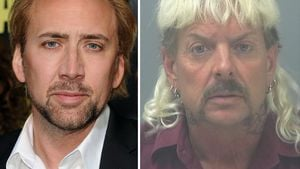 "Nicolas Cage soll ""Tiger King""-Star Joe Exotic verkörpern!"