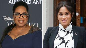 """""""Liebevolles Herz"""": So kennt Oprah Herzogin Meghan privat!"""