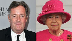 Konferenz abgesagt: Piers Morgan in großer Sorge um Queen