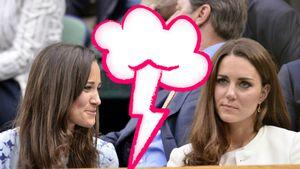 Herzogin Kate: Geht ihr Pippas Luxus-Leben auf die Nerven?