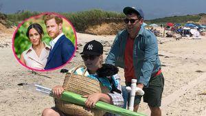 Amy Schumer scherzt über Meghan und Harrys Royal-Rücktritt