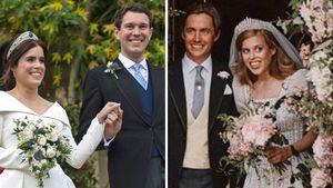 Eugenie oder Beatrice: Wer trug das schönere Brautkleid?