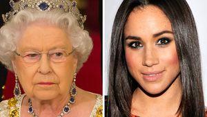 Queen Elizabeth II. und Meghan Markle