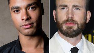 """""""Bridgerton""""-Star Regé-Jean Page dreht bald mit Chris Evans!"""