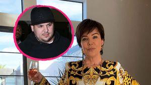 Kris Jenner sauer: Gibt Rob Kardashian zu viel Geld aus?