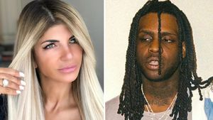 Teresa Giudice verklagt Rapper, weil ihr Haus auf Cover ist