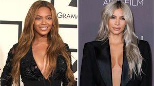 Auf Serenas Hochzeit: Kim K. & Bey zur Nettigkeit gezwungen?