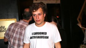 "Conrad Hilton vor dem Club ""Bootsy"" in West Hollywood"