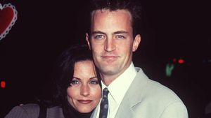 Friends-Stars: War Matthew Perry in Courteney Cox verliebt?