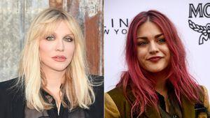 Um Kurt Cobains Tagebücher: Zoff bei Courtney Love & Tochter