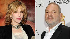 Schon vor Jahren: Courtney Love warnte Frauen vor Weinstein!