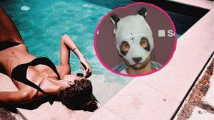 Shitstorm! Rapper Cro erzürnt seine Fans mit Urlaubs-Foto