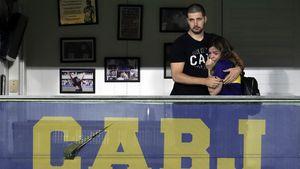So emotional: Diego Maradonas Tochter bricht in Tränen aus!