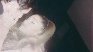 Bei Musikvideodreh: Ariana Grande turtelt mit ihrem Dalton