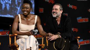 """""""The Walking Dead""""-Trailer zeigt neue Liebe für Michonne"""