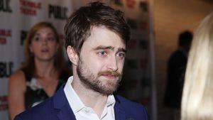 Daniel Radcliffe mit Bart