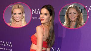 Alessandra Ambrosio bei Fashion Week: Promi-Ladys im Fanmode