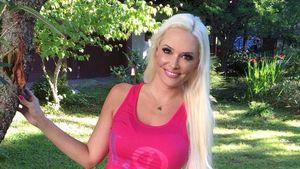 Daniela Katzenberger stellt neue Shirt-Kollektion vor