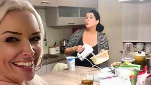 Mama-Tochter-Abend: Kein Stunk mehr bei Daniela und Iris?