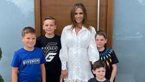 Danielle Lloyds Sohn Harry (9) leidet an ADHS und Dyslexie
