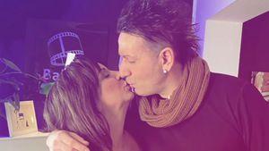 Zum Valentinstag: Danni Büchner teilt Kuss-Foto mit Ennesto