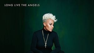 "Das Cover zu von Emeli Sandés Album ""Long Live the Angels"""