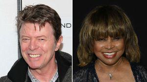 Nackt mit Perücke: So verführte David Bowie Tina Turner