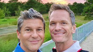 Zum Hochzeitstag: Neil Patrick Harris und David schwärmen