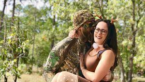 Shitstorm für Teen Mom Jenelle: Als Reh und Jäger verkleidet