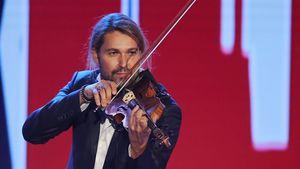 Immer noch krank: Star-Geiger David cancelt weitere Konzerte