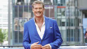 """David Hasselhoff auf der """"Baywatch""""-Premiere in Berlin"""
