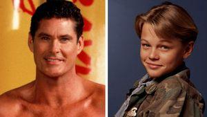 Baywatch-Enthüllung: Hasselhoff wollte Teen-DiCaprio nicht!
