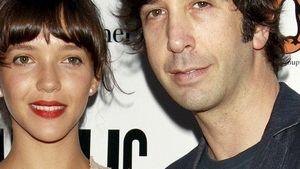 So heißt Friends-Star David Schwimmers Tochter!