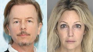 Nach Zusammenbruch: David Spade in Sorge um Heather Locklear