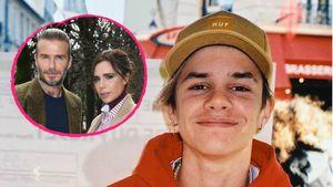 Romeo Beckham wird 18: So emotional gratulieren seine Eltern
