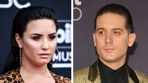 Nach Rückfall-Beichte: Demi Lovato feiert mit Rapper G-Eazy