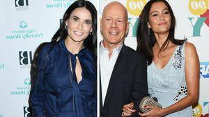 Nach Quarantäne mit Ex Demi: Bruce Willis hat Emma wieder!